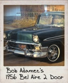 Photo Of Bob Adamec's 1956 Bel Aire 2 Door