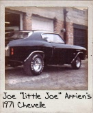 Photo Of Joe 'Little Joe' Arrien's 1971 Chevy