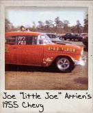 Photo Of Joe 'Little Joe' Arrien's 1955 Chevy