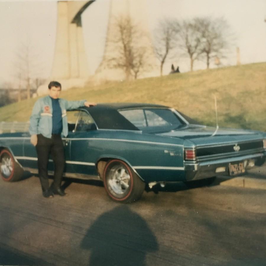 Photo Of Artie Stavros 1967 Chevelle