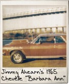 Photo Of Jimmy Ahearn's 1965 Chevelle 'Barbara Ann'