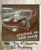 Photo Of Big Al's 1965 Mustang