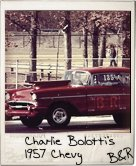 Photo Of Charlie Bolotti 1957 Chevy