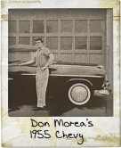 Photo Of Don Morea's 1955 Chevy