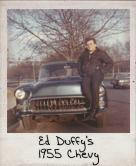 Photo Of Ed Duffy's 1955 Chevy
