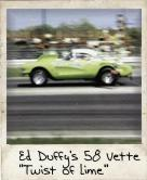 Photo Of Ed Duffy's Twist of Lime Vette