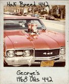 Photo Of Georges's 1968 Olds 442