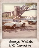 Photo Of George Friedel's 1970 Corvette