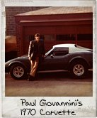 Photo Of Paul Giovannini's 1970 Corvette