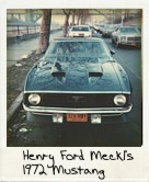 Photo Of Henry Ford Meckl's 1972 Mustang