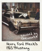 Photo Of Henry Ford Meckl's 1965 Mustang