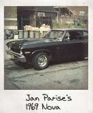 Photo Of Jan Parise's 1969 Nova