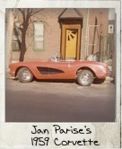 Photo Of Jan Parise's 1959 Corvette
