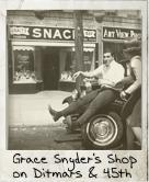 Photo Of Grace's Snack Shop