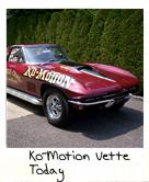 Photo Of Ko-Motion Corvette Today