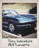 Photo Of Tony Loscalzo's 1963 Corvette