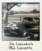 Photo Of Jim Loscalzo's 1962 Corvette