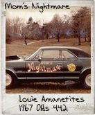 Photo Of Louie Amanetites 1967 olds 442