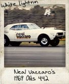Photo Of Neal Vaccaro 1969 olds 442