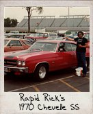 Photo Of Rapid Rick's 1970 Chevelle SS