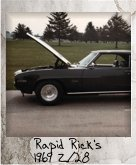 Photo Of Rapid Rick's 1969 Z/28