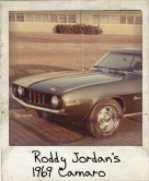 Photo Of Roddy Jordan's 1969 Camaro