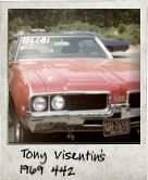 Photo Of Tony Visentin's 1969 442