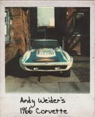 Photo Of Andy Weider's 1966 Corvette